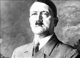 آدولف هیتلر و اوا براون، در پناهگاهی در زیر برلین