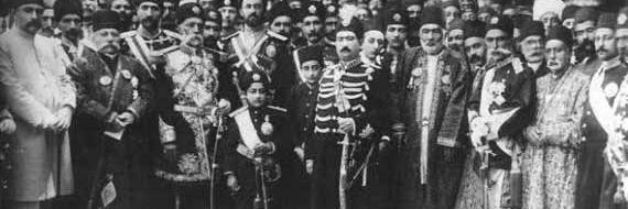 درخواست القاب و عناوین فرنگی در زمان قاجاریه
