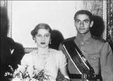 بریز و بپاش از خزانه کشور برای عروسی محمدرضا و فوزیه