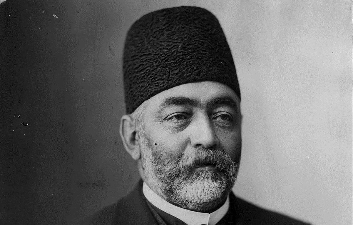 صدارت به سبک امین السلطان