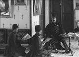 درخواست نوازنده عروسی مظفرالدین شاه از ناصرالدین شاه