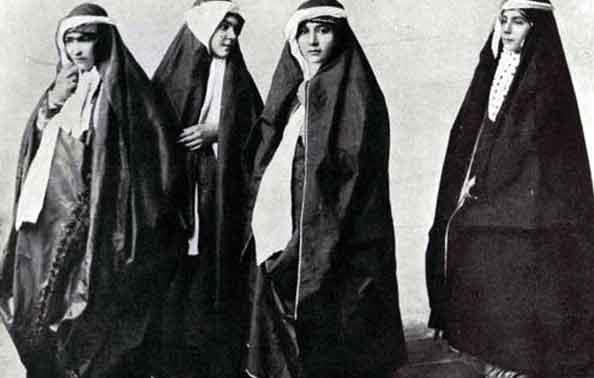 مخالفت زنان یزد با قانون کشف حجاب / سند
