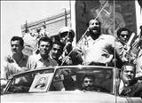 رژه ورزشکاران باشگاه شعبون بی مخ در تهران