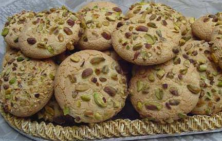 فرهنگ صرف شیرینی در ایران