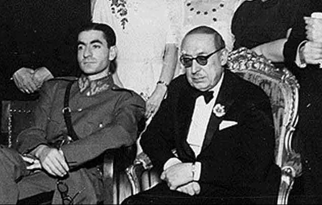 مخالفت قوام السلطنه با زیاده خواهی های محمدرضا پهلوی