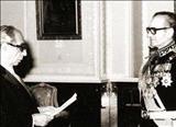 تقابل های علی امینی و شاه
