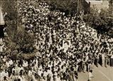 تعجب سفارت آمریکا از نظم تظاهرات عید فطر