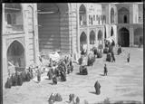 حال و هوای بازار مسجد سپهسالار در ایام ماه مبارک رمضان + عکس