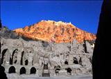 کوه ذوزنقهای شکل مورد احترام مسیحیان و زرتشتیان