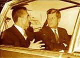 کینه و نفرت شاه از جان اف کندی