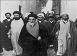 تضعیف نقش و جایگاه رهبری امام خمینی(ره)