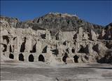 کوه خواجه، بنای به جای مانده از تمدن عظیم ایرانی