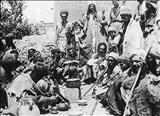 فروش تریاک در ملاعام در زمان پهلوی دوم