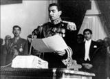 سخنان آموزنده شاه خطاب به نمایندگان مجلس