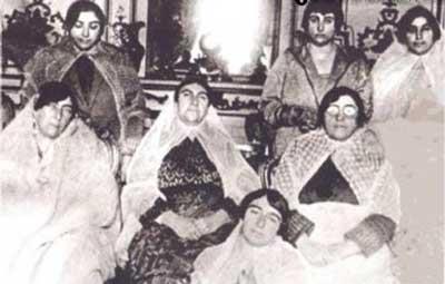 رسوم ایرانی در مقام و شئون میهمان و میزبان