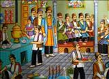 قهوه خانه؛ گرمترین و مصفّاترین اماکن ایران قدیم