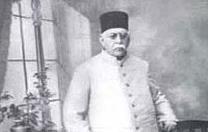 تصویری از کودکی عبدالحسین میرزا فرمانفرما