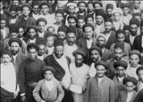 پیروزی انقلاب مشروطه و آغاز فرآیند نهادسازی
