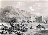 توصیفی از کاروانسراهای ایران عصر قاجار