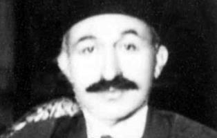 میرزا احمدخان نصیرالدوله در سنین جوانی