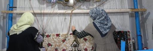 فرش؛ مهمترین جزء جهیزیه دختران