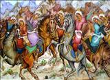 قوانین بازی چوگان در ایران قدیم
