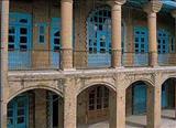 معماری داخل خانه ایرانیان در عصر قاجاریه