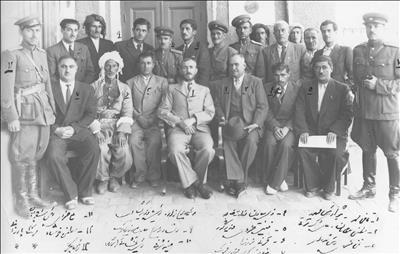 قاضی محمد و غائله کردستان