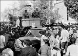 مسکو مسئول خشونت و درگیری در ایران