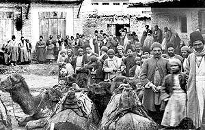 بسته بندی و صادرات کشمش در دوره قاجاریه