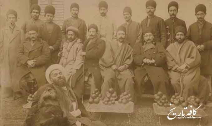دلقکی به نام شیخ شیپور