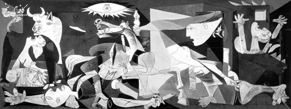 گرنیکا؛ تابلویی برای صلح که پیکاسو کشید+ توصیف اثر