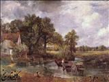بزرگترین نقاشی تاریخ بریتانیا+عکس