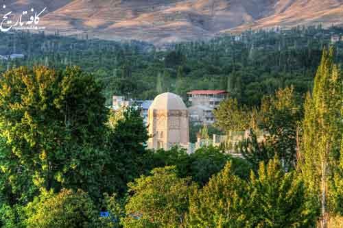 برج شبلی دماوند، تجلی هنر ایرانی + عکس