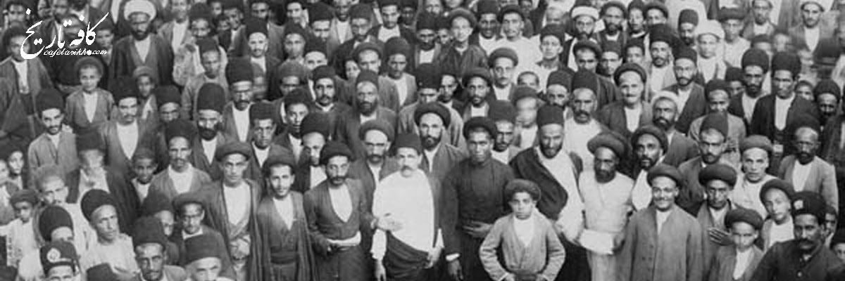 اخراج بزرگترین روحانی تهران؛ جرقه ای بر انبار باروت