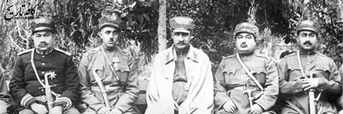 خدعه عجیب «سرتیپ آیرم» برای فرار از چنگال رضاخان
