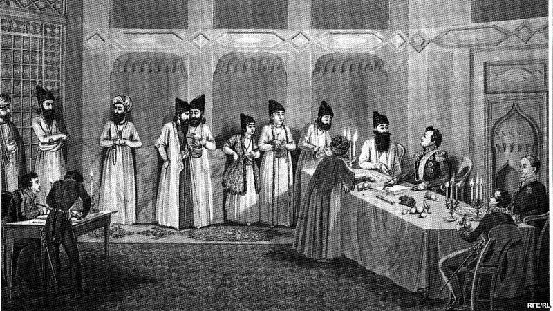 فصل نهم قرارداد ترکمنچای و از بین رفتن استقلال ایران