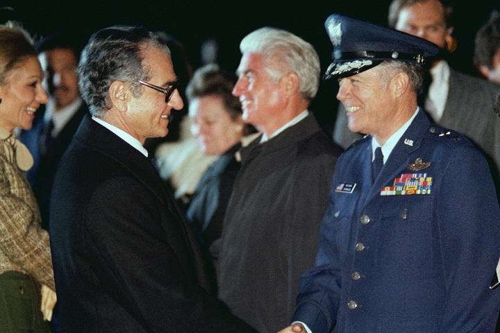 روابط شخصی شاه با شخصیتهای اقتصادی- سیاسی آمریکایی