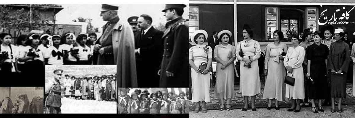 جنگ حکومت پهلوی با نیمی از پیکره جامعه