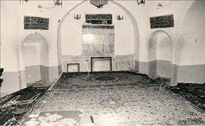 تصویری از خانه امام علی در کوفه