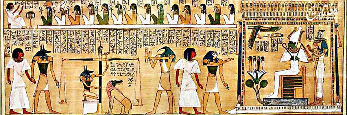 جایگاه «قلب» در بهشتی یا جهنمی شدن مصریان باستان