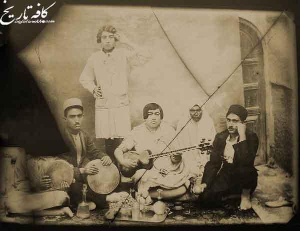 چه کسی اولین مدرسه موسیقی در ایران را تاسیس کرد؟