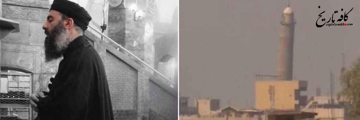 مسجد النور داعش