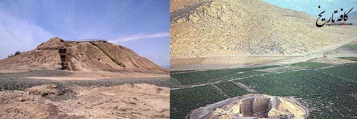 تپه سراب و آسیاب؛ قدیمی ترین حفاری در تاریخ باستان شناسی ایران+تصاویر