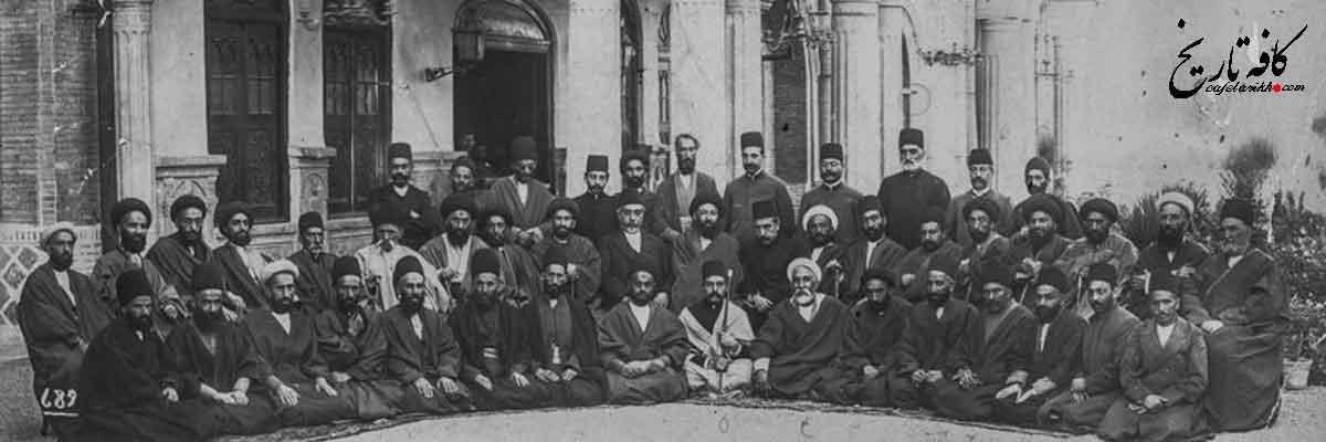 گزارشی خواندنی از گشایش اولین پارلمان ایران در 15 مهر 1285 خورشیدی+عکس