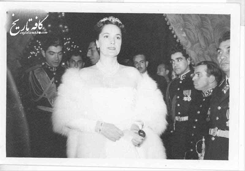 «ایویت لابروس» همسر فرانسوی الاصل رئیس پیشین فرقه اسماعیلیه در ایران