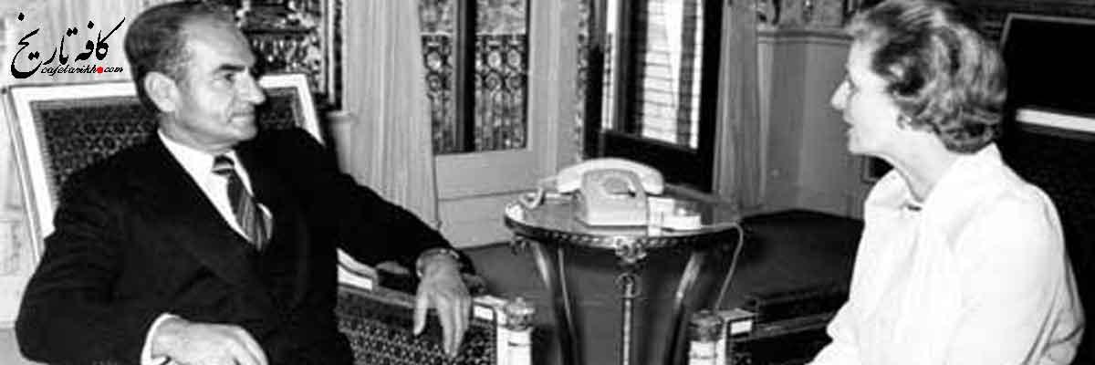 تقاضای شاه از انگلستان برای ابقای سفیر آن کشور در ایران