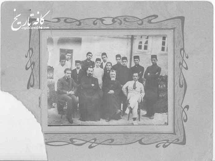 نفوذ فرهنگی و آموزشی استعمار در ایران به روایت عکس
