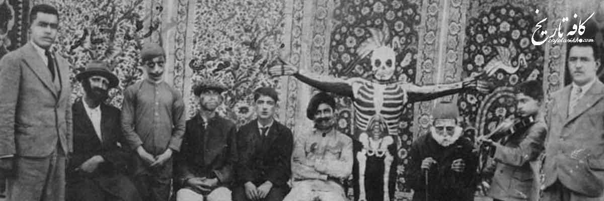 نخستین نمایش خیریه ایران توسط چه کسی اجراء شد؟