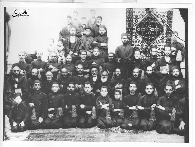 زنجیرزنان قاجار